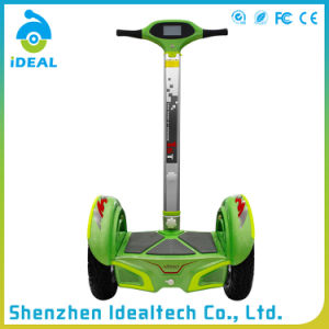 Unfolded 19 Inch Electric Mobility 2 Wheel Balancing Scooter pictures & photos