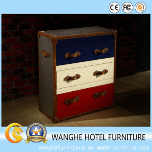 Commerical Office Furniture Side Table with Side Cabinet pictures & photos