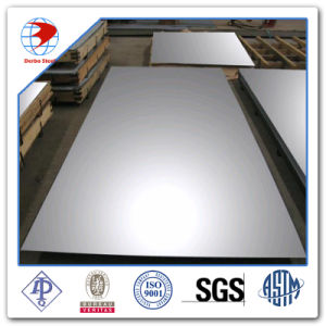 4mm*8cm ASTM A240 201 304 Ss304 316/316L 310 Hot Rolled Stainless Steel Sheet Plate pictures & photos