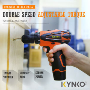 Kynko Power Tools 12V Cordless Drill pictures & photos