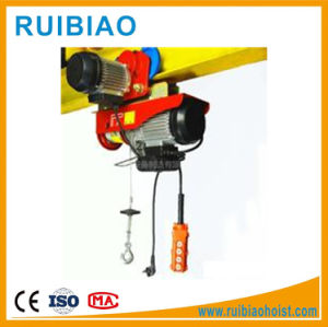 3ton Overload Limited Electric Chain Hoist pictures & photos