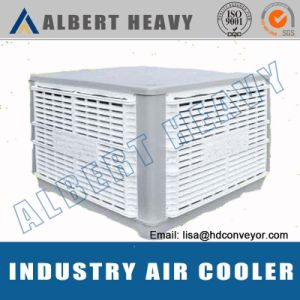 China New Down Air Cooler 18000CMH Commercial Evaporative Air Cooling System pictures & photos