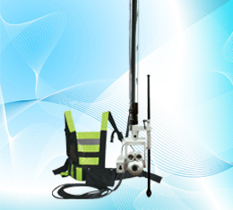 Fast View Manhole Inspection Pole Camera