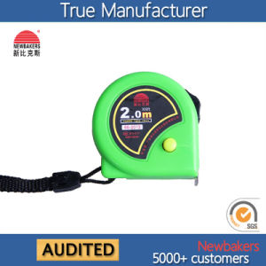 Newbakers Hand Tools Metric Steel Measuring Tape (66-2013) pictures & photos