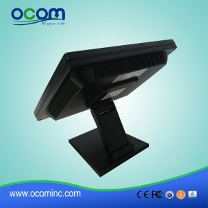 "Adjustable Stand 15"" Touch LCD Monitor pictures & photos"