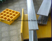 FRP Tube, Fiberglass Structural Shapes, GRP Pultruded Profiles. pictures & photos