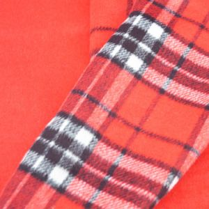 Checked, Fleece Fabric, for Jacket, Garment Fabric, Textile Fabric, Clothing pictures & photos