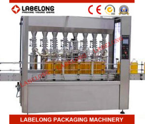 Linear Pet Bottle Oil Filling Machinery pictures & photos