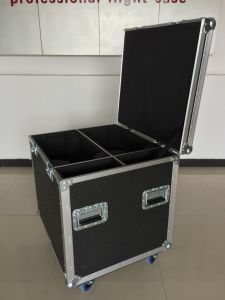 Strong Plywood Lighting Flight Case with Penn Hardwares pictures & photos