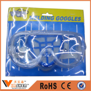 UV Protection Surgical Safety Goggles Industry Disposable Safety Glasses pictures & photos