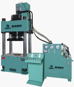 Y32 Series 4-Column Hydraulic CNC Press Machine pictures & photos