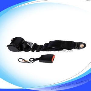 Retractable 3-Point Seat Belts for Passenger Seat (XA-066)