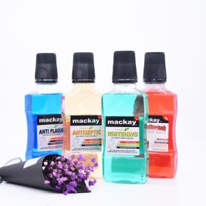Mouthwash Five Types Avaliable Toothpaste Toothbrush Partner pictures & photos