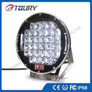 96W Round LED Offroad Work Light for Auto Parts pictures & photos