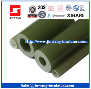 High Strength Flexible Fiberglass Pultrusion Tube by Professional Manufactor (JW-12.5*18/JW12.5*20) pictures & photos