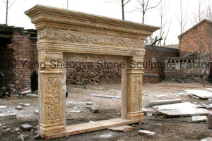 Fireplace Mantel pictures & photos