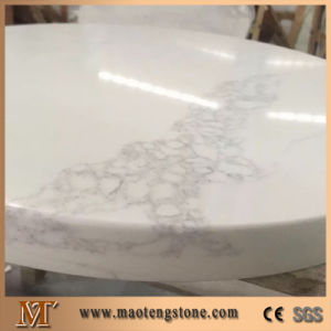 Factory Price Top Quality Artificial Stellar White Quartz Countertop pictures & photos