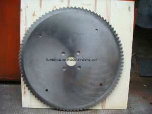 HSS Segmental Saw Blade for Cutting Steel pictures & photos