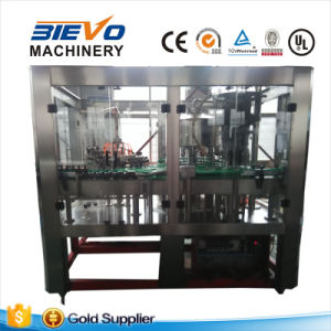 Automatic Glass Bottle Drinking Beverage Processing Line Machinery/Juice Machine pictures & photos