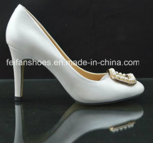 Women High Heels Shoes Formal Shoes Dress Shoes (FFHH112301) pictures & photos