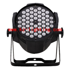 54*RGB 3 in 1 LED PAR Can Stage Light pictures & photos