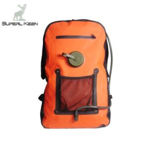 Outdoor PVC Waterproof Hiking Backpack pictures & photos