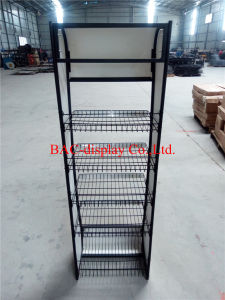 Made in China Metal Bread Display Stand/Bakery Display Shelves pictures & photos