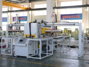 Automatic Collecting Material Hydraulic Die Cutting Press pictures & photos
