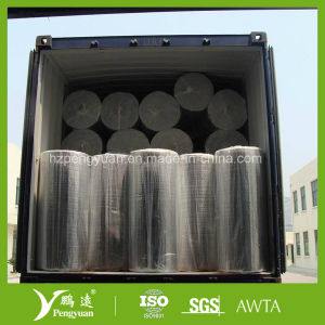 Bubble Foil Insulation/Aluminum Bubble Foil Roof Sarking and Wall Wrapper pictures & photos