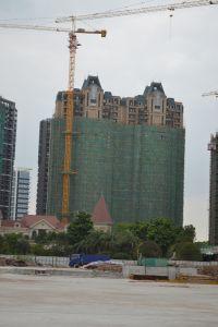 Capacity 6tons Qtz80 (TC6510) Building Construction Tower Crane pictures & photos
