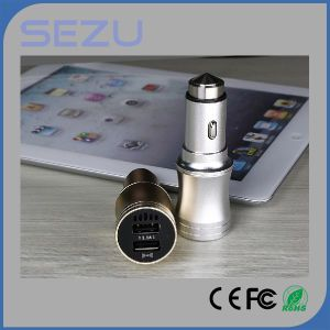 Cheap Wholesale Portable 3 in 1 USB Mobile Phone Car Charger pictures & photos