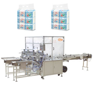 Facial Tissue Paper Napkin Bundling Packing Machine pictures & photos