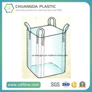 Top Open Big Bag for Packing Cement Sand pictures & photos