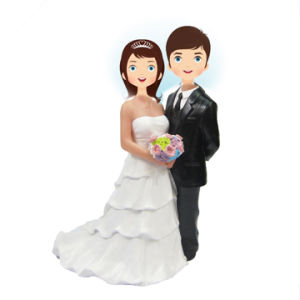 Customized Lover Bobblehead From Head to Toe Couple pictures & photos