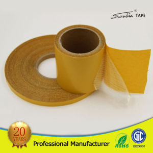 Hot Sale Hotmelt Double Sided/Side Fiberglass Tape pictures & photos