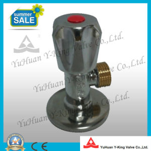 Brass Forging Manual Angle Valve (YD-H5029) pictures & photos