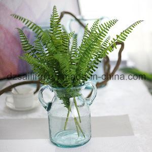 Decorative Artificial Leaves Bush Artificial Flowers (SF14667B)