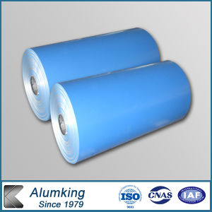 Coustomized 5000 Series Aluminum Coil with PVDF for Construction pictures & photos