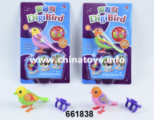 Plastic Toys Novely Toys Singing Bird Toy with Music (661838) pictures & photos