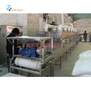 Tunnel-Type Microwave Drying Machine for Sale pictures & photos