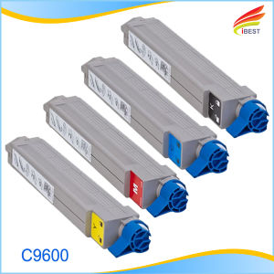 Photo Quality Color Compatible for Oki C9600 9650 9800 Intec Cp2020 Toner Cartridge