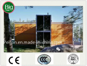 Quick Installation China Large Supply for Convenient Mobile Prefabricated/Prefab Coffee House/Room pictures & photos