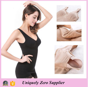 High Quality Perfect Women Body Camisole Shaper (53081) pictures & photos