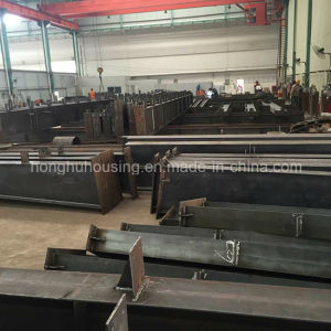High Quality Wide Span Steel Structure Warehouse in China pictures & photos
