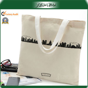 Recycled Breathable Quality Tote Handle Cotton Canvas Bag pictures & photos