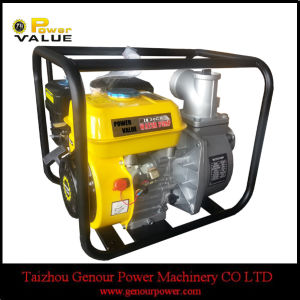 Gasoline Water Pump 6.5HP 3inch High Quality Gx200 Model Wp30 pictures & photos