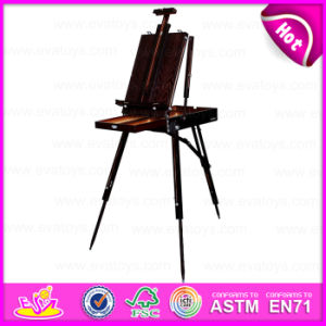 Elegant Lift Sketch Easel, Wooden Easel Stand for Painting W12b081 pictures & photos