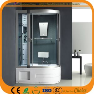 Fabric Glass Steam Shower (ADL-8806L/R) pictures & photos