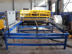 CNC Welded Wire Mesh Fence Panel Making Machine pictures & photos