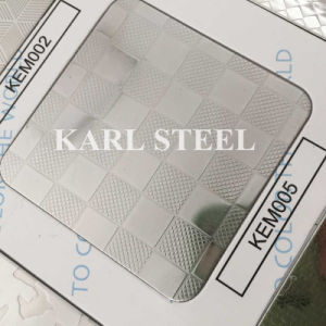 201 Stainless Steel Sheet 2b Cold Rolled DDQ pictures & photos
